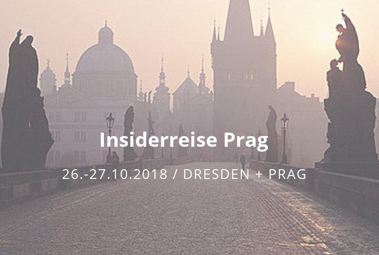Herbstreise Prag 26.-27.10.2018
