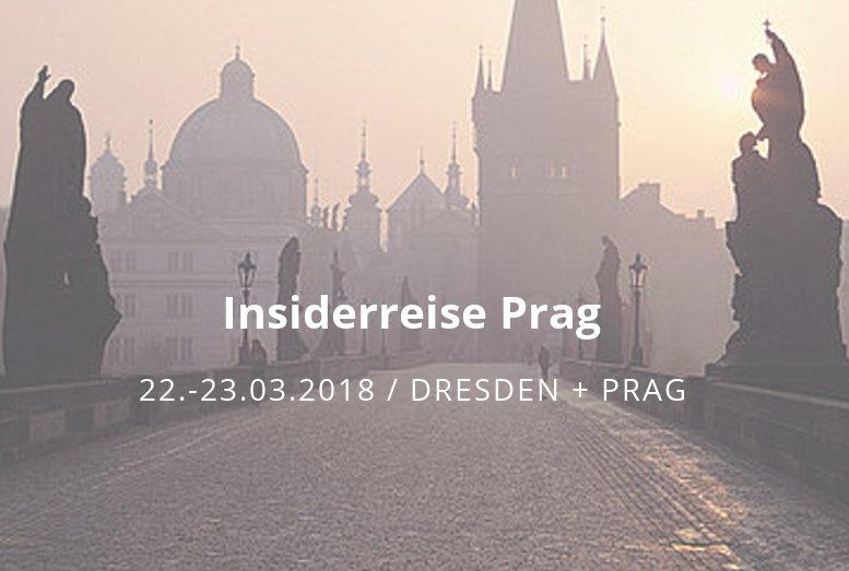 Frühjahrsreise Prag 22.-23.03.2019