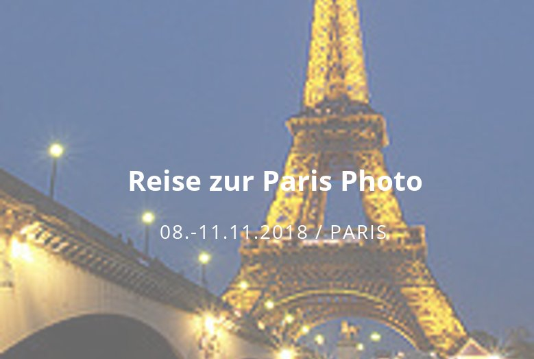 Reise Paris Photo 08.-11.11.2018