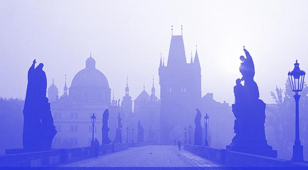 Junireise nach Prag mit Kristin Dittrich 14.-15.06.2019